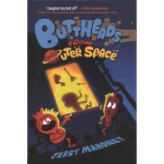 Buttheads from Outer Space - eBook