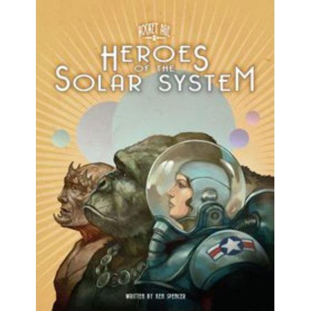Rocket Age - Heroes of the Solar System (2017 Edition)