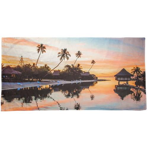 Personalized 30X60 Beach Towel