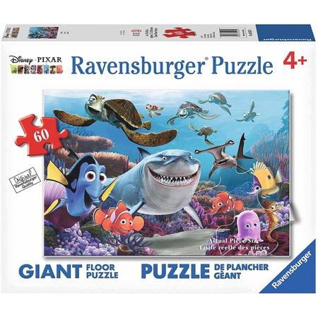 Ravensburger Finding Nemo: Smile! Floor Puzzle, 60 Pieces