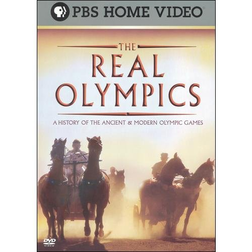 The Real Olympics (Widescreen) by NATIONAL AMUSEMENT INC.