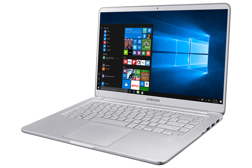 """SAMSUNG Notebook 9 15"""" Intel Core i7 Ext NP900X5T-X01US (2018) by Samsung"""