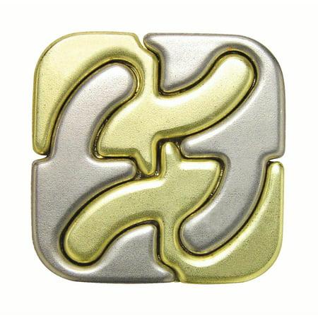Hanayama Level 6 Cast Puzzle, Square