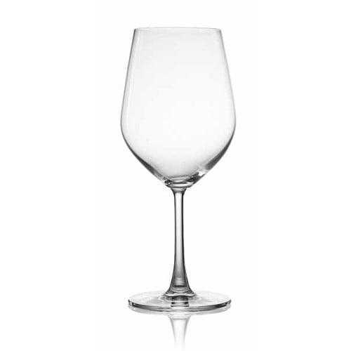 Lucaris Pure & Simple Sip Bordeaux Glass (Set of 4) by Lucaris