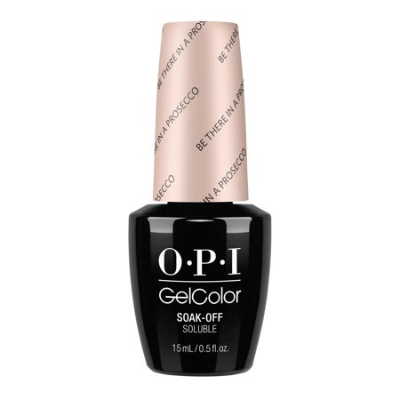 OPI GelColor, Be There in a Prosecco
