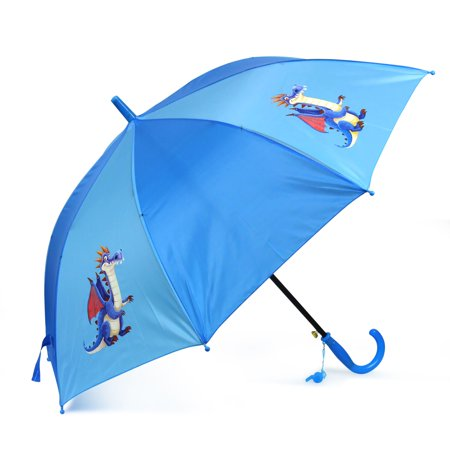 Zodaca Portable Lightweight Children Kids Rain Umbrella - Umbrella Kids
