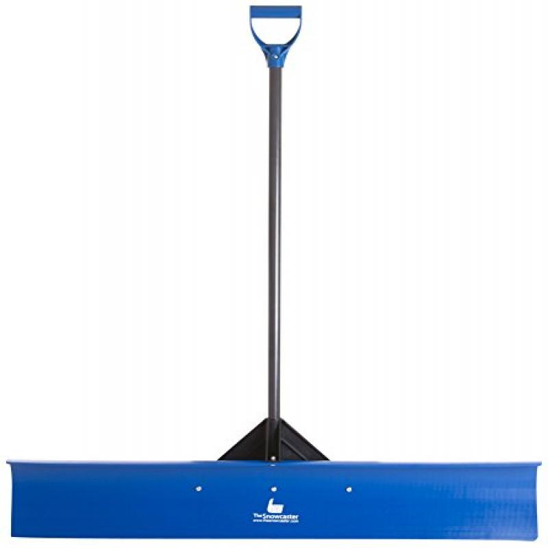 General The Snowcaster 48UPH Pusher Shovel with 48-Inch H...