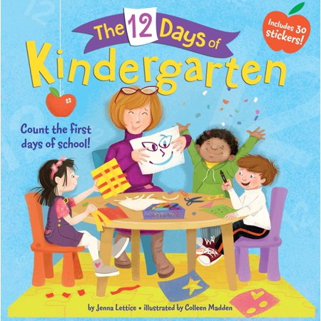 The 12 Days of Kindergarten for $<!---->