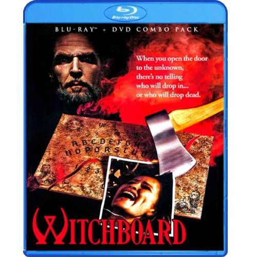Witchboard (Blu-ray + DVD) (Widescreen)