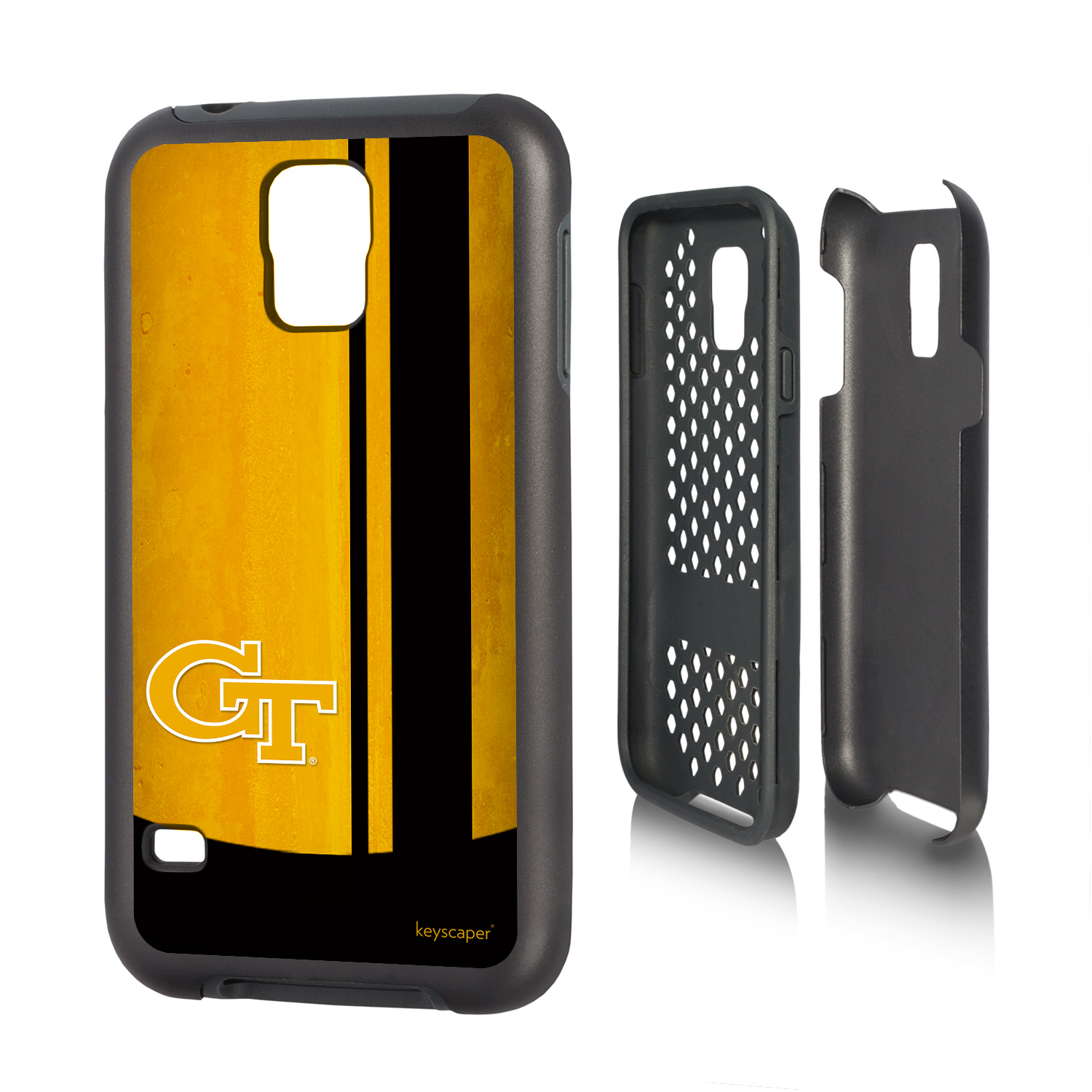 Georgia Tech Galaxy S5 Rugged Case NCAA