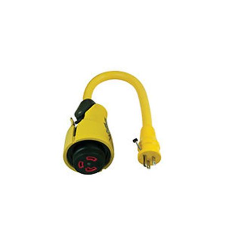 MARINCO P1530RV Power Cord Adapter 30 Amps To RV From 15 Amp ...