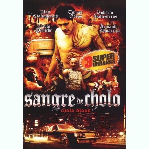 Anderson Sangre De Cholos 3pk Dvd Std Ff
