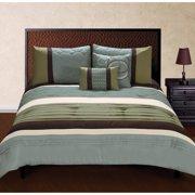 Jackson 5 Piece Comforter Set by Hallmart