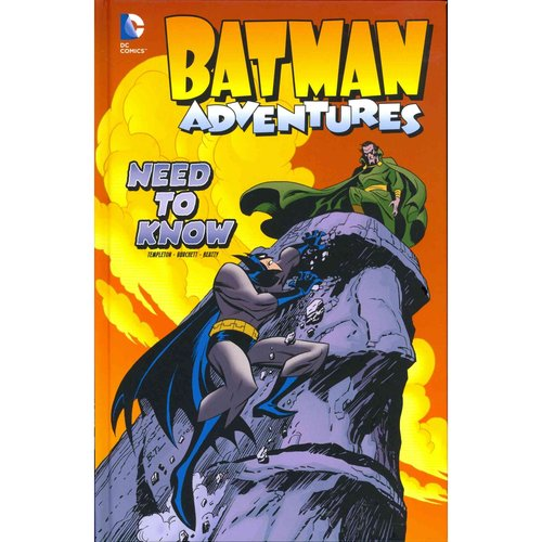 Batman Adventures: Need to Know