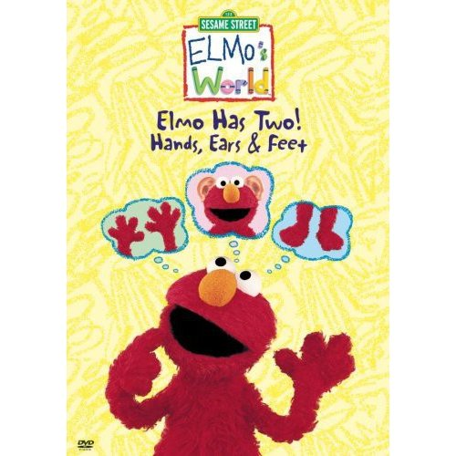 Elmo's World: Elmo Has Two! Hands, Ears & Feet (Full Frame)