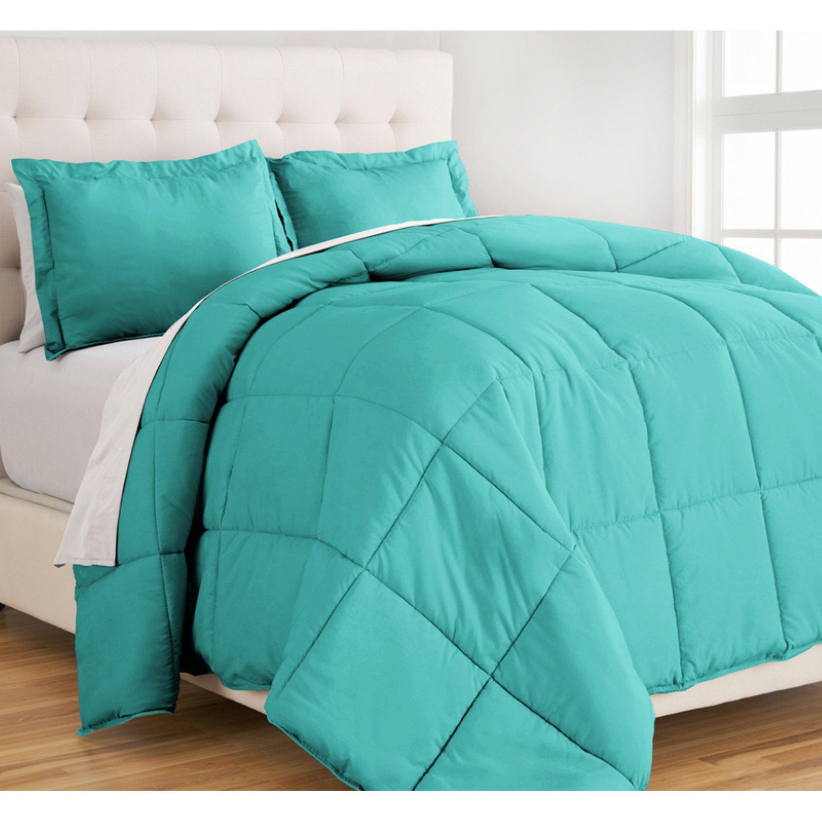 Bare Home Ultra-Soft Hypoallergenic Down Alternative Comforter Set