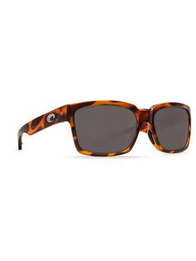 67d0071deef Product Image Costa Del Mar Playa Honey Tortoise Square Sunglasses