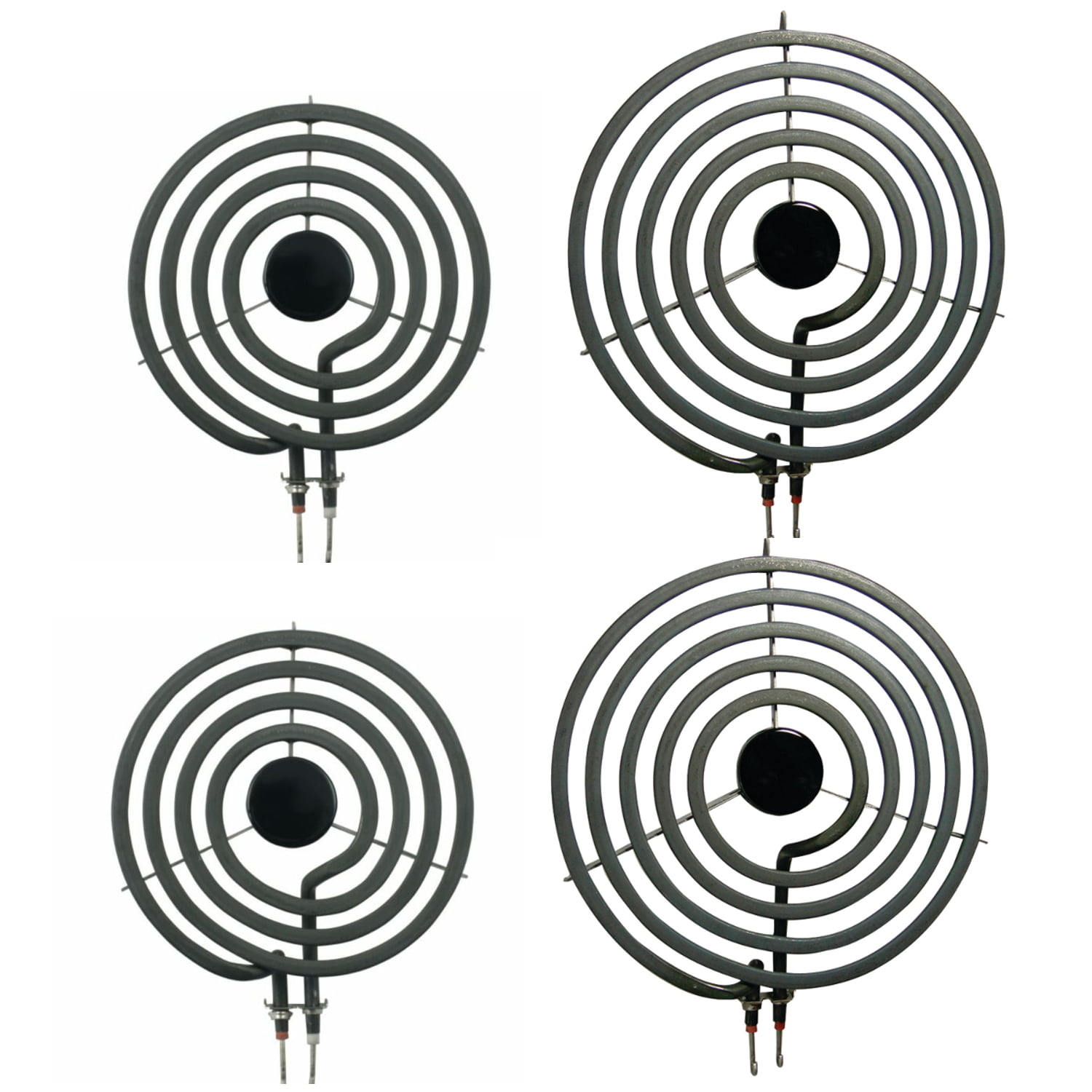 """MP21YA 6//8/""""Electric Range Stove Burner Surface Element Replacement Fit Whirlpool"""