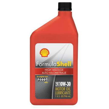 Formula Shell 550024091 Motor Oil 1 Qt 10w 30
