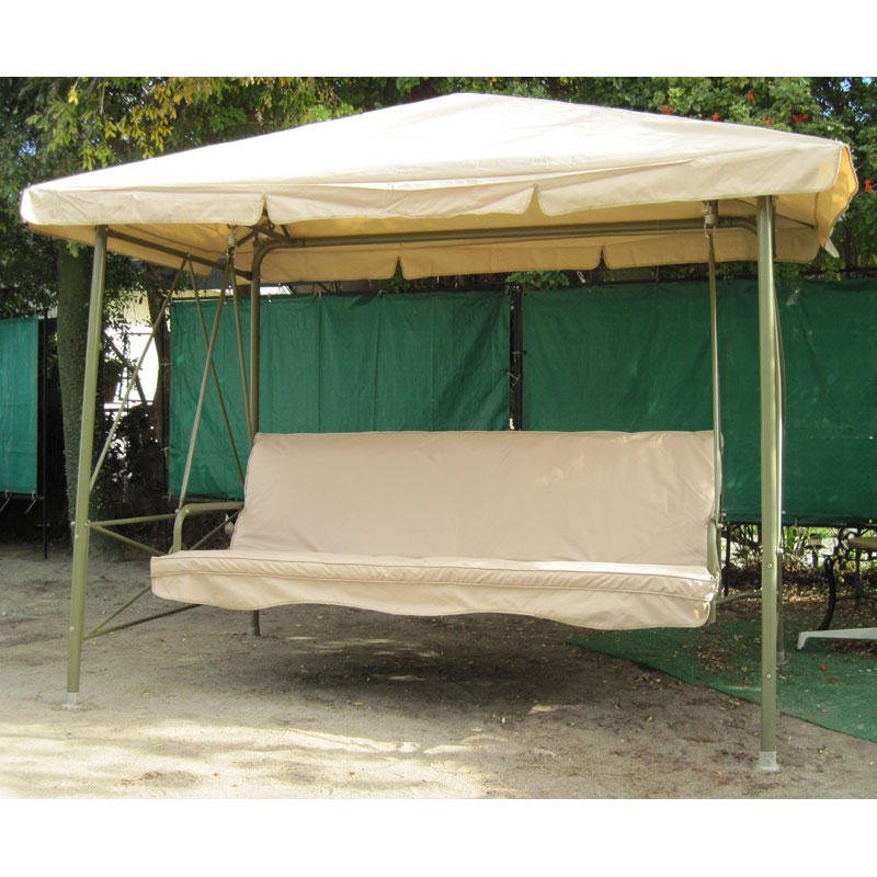 Garden Winds Replacement Canopy Top for RUS472W Swing, Ri...