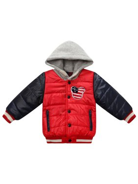dd91dc493 Green Toddler Boys Coats   Jackets - Walmart.com