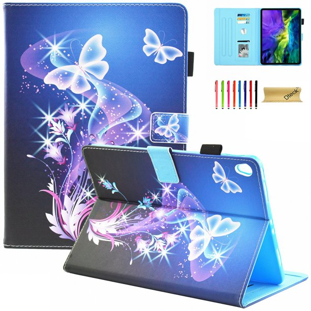 Dteck Folio Case for iPad Air 4th Gen 10.9-inch 2020 ...