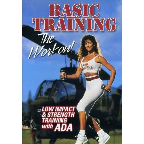 Basic Training The Workout: Low Impact & Strength Training With Ada (Full Frame) by BAYVIEW