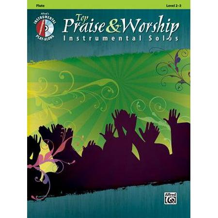 Top Praise & Worship Instrumental Solos: Flute
