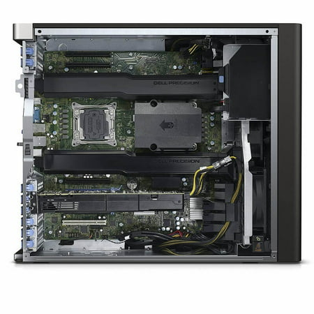 Refurbished Dell 7910 Revit Workstation 2x E5-2637v3 8 Cores 16 Threads 3.5Ghz 32GB 2TB SSD Nvidia K620 Win 10 Pro - image 2 of 3