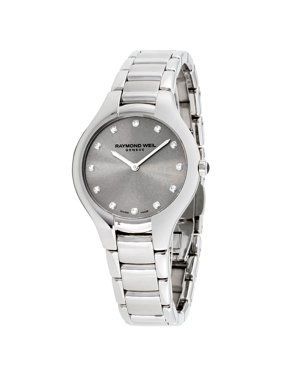 Raymond Weil Noemia Silver Dial Stainless Steel Ladies Watch 5132-ST-65081