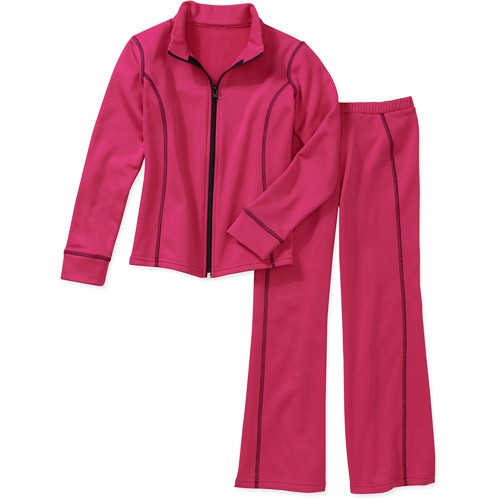 Girls' Sports 2 Piece Track Suit