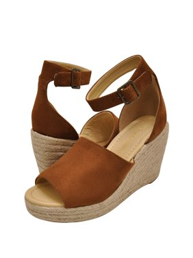 bb944fcd0 Product Image City Classified Joy Women s Platform Wedge Espadrille Sandals