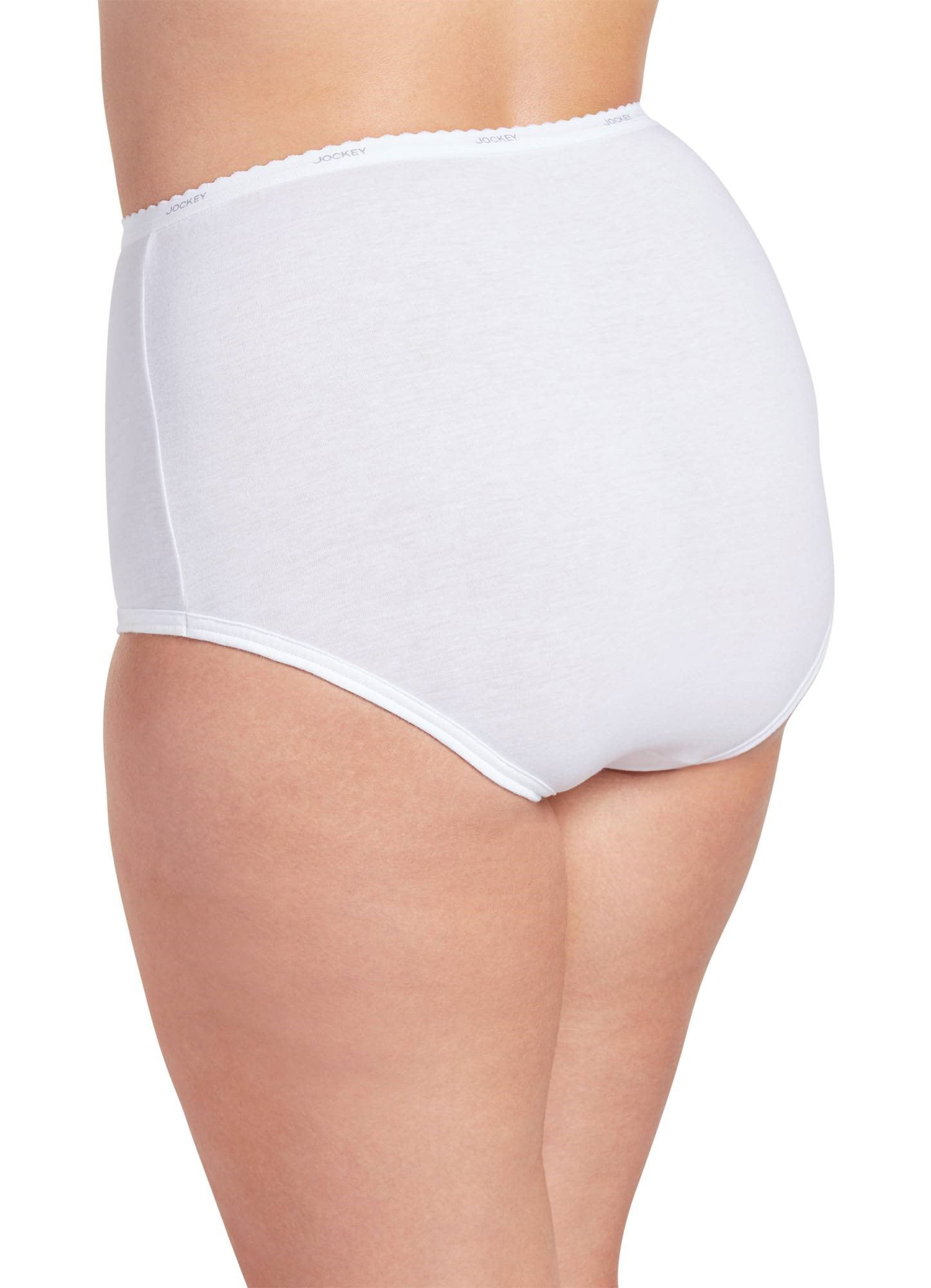 382be241803 Jockey - Jockey Women s Underwear Classic Brief - 3 Pack - Walmart.com
