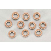 PANTHER PRODUCTS B510410R Rubber Shielded Bearing 5x10x4 (10)