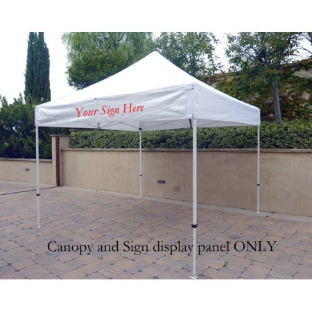 separation shoes 75a73 d702c Formosa Covers 10ftx10ft Replacement Canopy with one ...