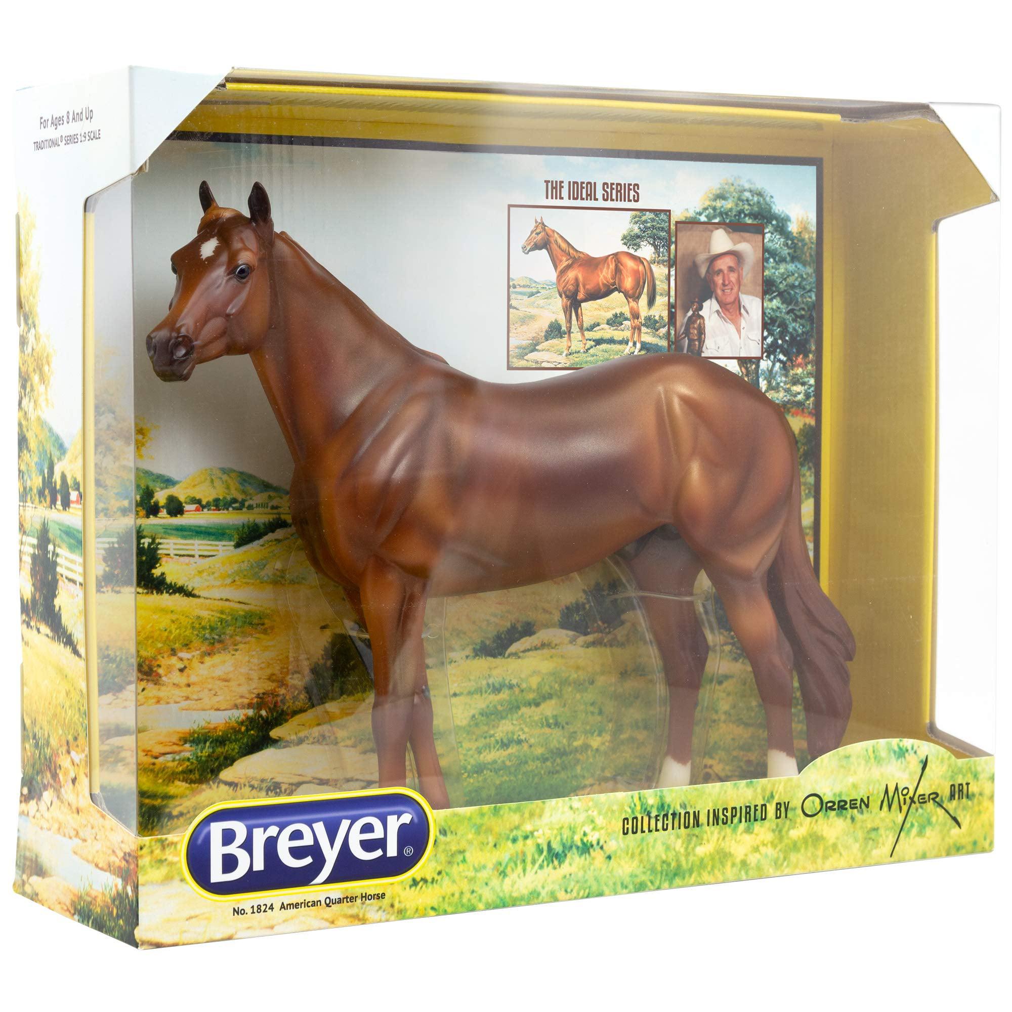 "Breyer tradizionale SERIE SCUOLA Rider Makayla 8/"" Figura SCALA 1:9"