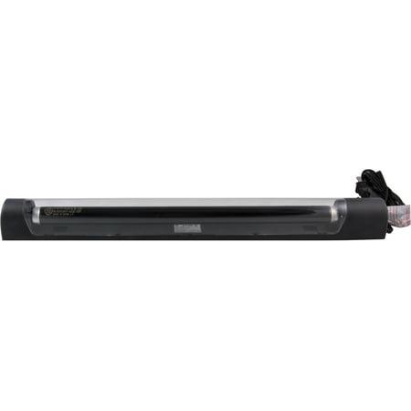 Fluorescent Black Light (GE 22in. Fluorescent Plug-In Black Light Under Cabinet Fixture,)
