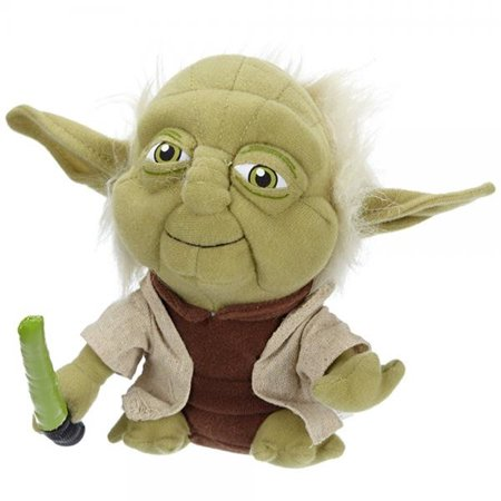Comic Images Super Deformed Yoda Plush - Infant Yoda