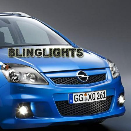 Chevrolet Chevy Zafira B Xenon Fog Lamps Driving Lights Foglamps
