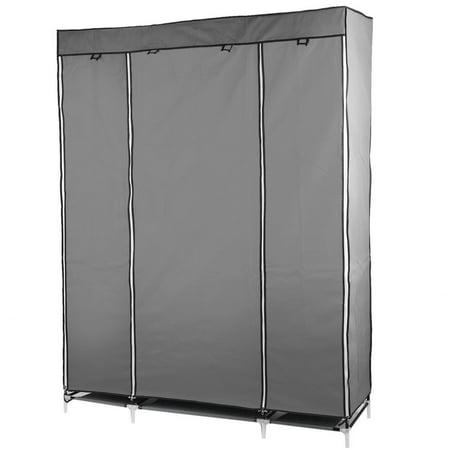 Wardrobe Storage Closet Clothes Portable Wardrobe Storage