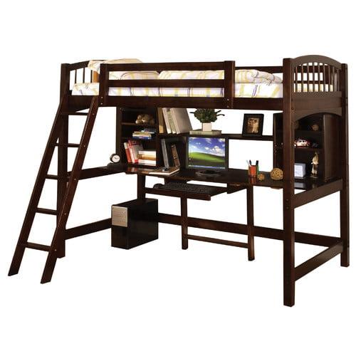 Hokku Designs Alexis Twin Loft Bed by Hokku Designs
