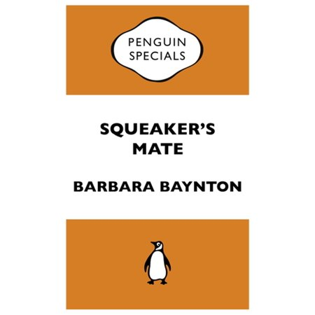 Penguins Pebble Mate (Squeaker's Mate: Penguin Special -)
