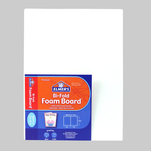 Elmer's Bi-Fold Foam Board by Elmer's Products, Inc.
