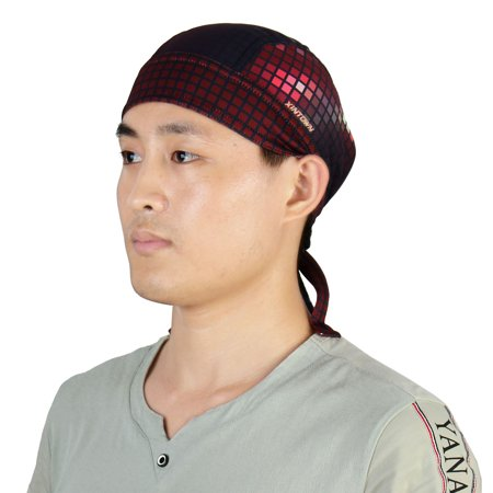XINTOWN Authorized Unisex Outdoor Headband Running Head Scarf Cap Cycling Biking Sports Pirate Hat (Bandana Footwear)