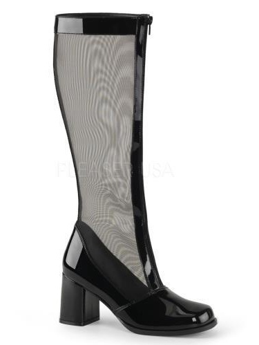 Funtasma 10 Women's Boots GOGO307/B Size: 10 Funtasma 1e4001