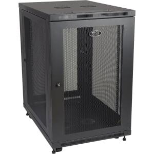 Tripp Lite SR18UB 18U Rack Enclosure Cabinet 33In Deep