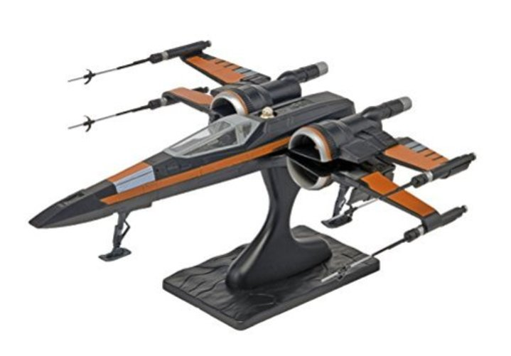 Revell Poes X-Wing Fighter Model Kit by Revell