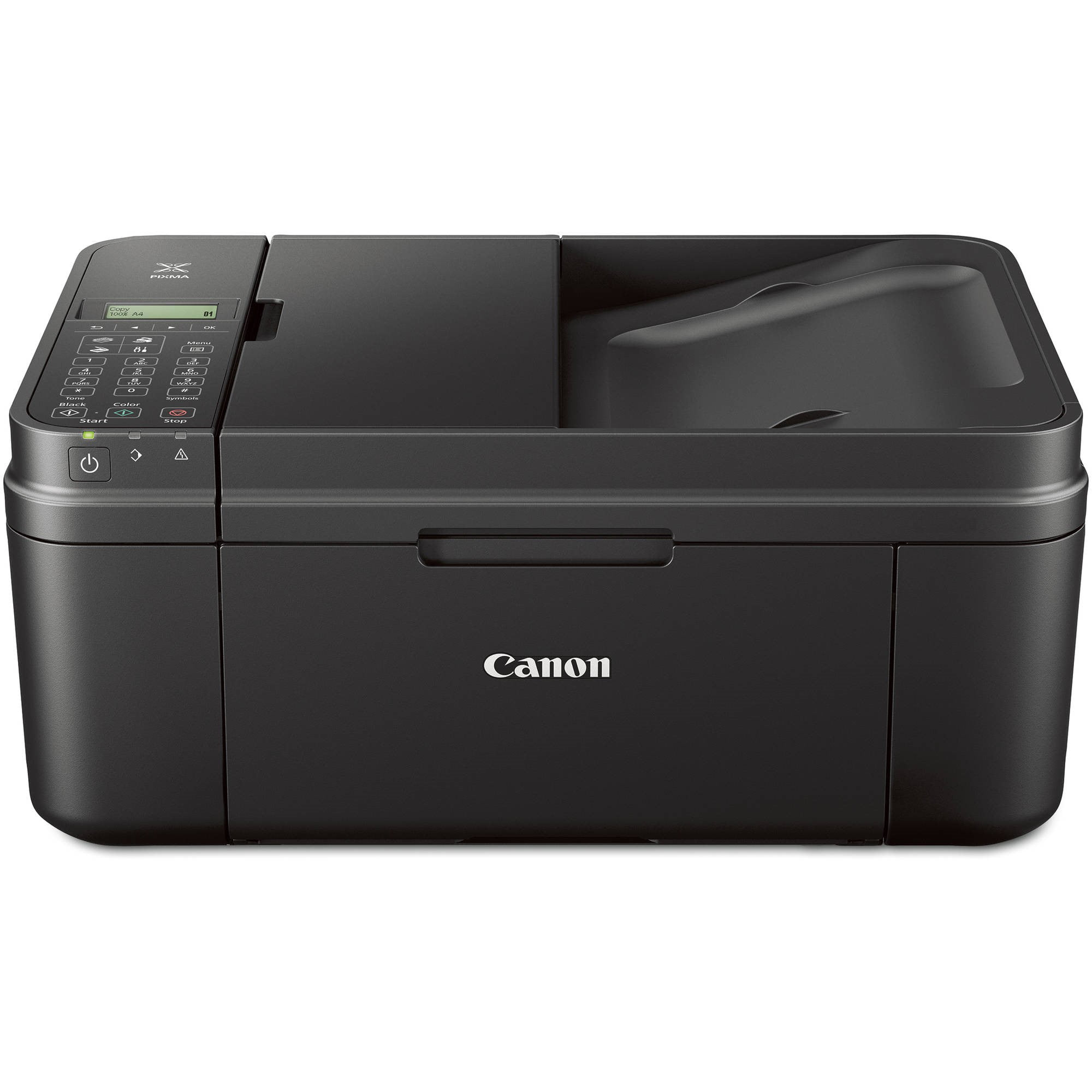 Canon PIXMA MX490 Wireless Office All-in-One Inkjet Printer Copier Scanner Fax Machine by Canon