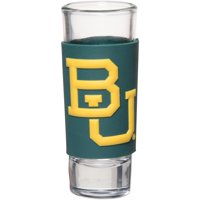 Baylor Bears 2oz. PVC Wrap Collector Glass