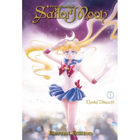 Sailor Moon Eternal Edition 1 - Halloween Sailor Moon